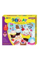 AM IC3BK-C: Amos I-Clay Set - Cup Cake