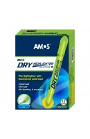 AM HLD12D-GN: Amos Dry Highlighter - Green