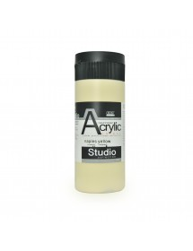 "Studio Series Acrylic Paint ""Naples Yellow"" - AP 5500-409"