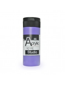 "Studio Series Acrylic Paint ""Light Violet"" - AP 5500-702"