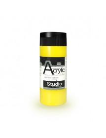 "Studio Series Acrylic Paint ""Lemon Yellow"" - AP 5500-407"