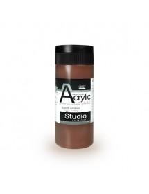 "Studio Series Acrylic Paint ""Burnt Umber"" - AP 5500-802"