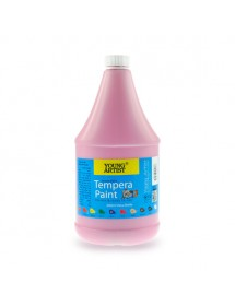 "Young Artist Tempera Paint 2L ""Pink"" - AP920-06"