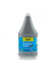 """Young Artist Tempera Paint 2L """"Black"""" - AP920-09"""