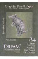 DREAM© Graphite Pencil Paper - GCP160A4-30