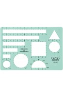 KCK Model Ruler - MR100C