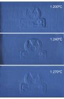 SIO-2 5KG UPSALA - BLUE PORCELAIN